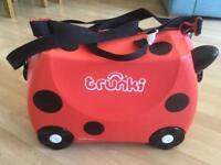 Ladybird Trunki Suitcase