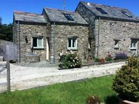 Last Minute Bank Holiday Week in Cornwall in Beautiful Barn £795 sleep 4