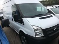 Ford transit 125 T350 RWD High Roof Top 2012 / 1 Former Keeper! Drives Superbly Any Inspection