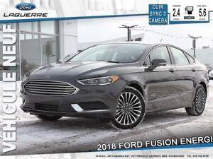 2018 Ford Fusion Energi SE Luxury LF