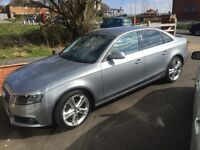 Audi A4, full service history/ 12 months mot /open to sensible offers