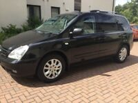 2009(58 Kia Sedona Ts Full Leather,Top Spec,New Mot,FSH,7 Seater