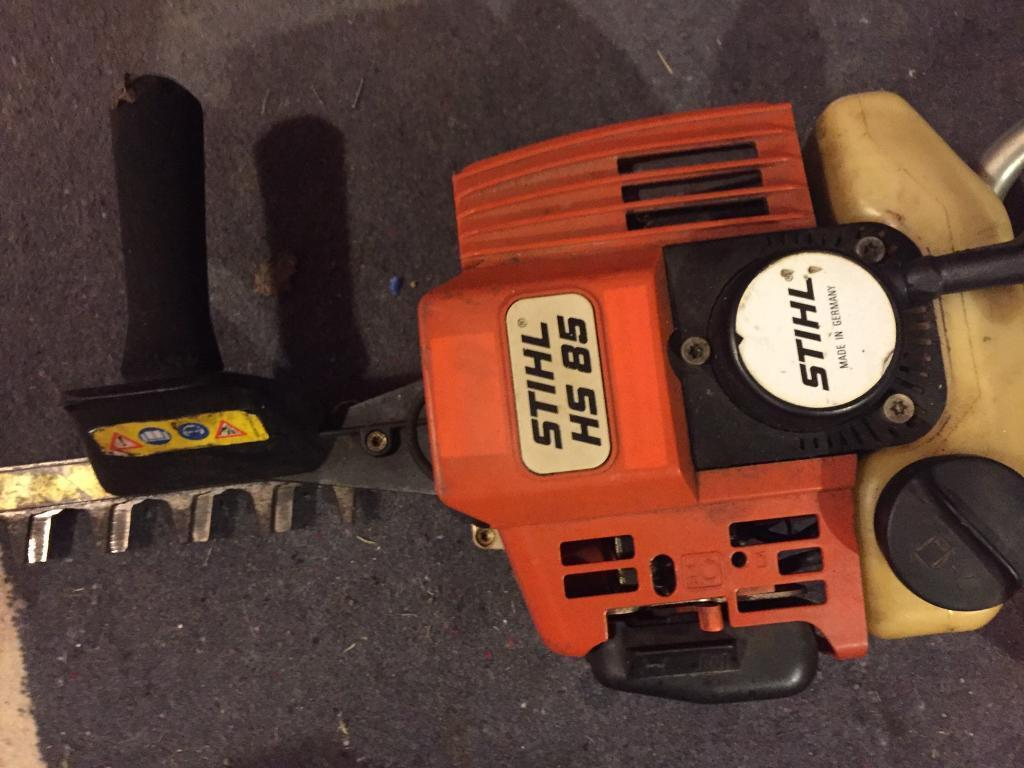 Sthil hedge trimmer