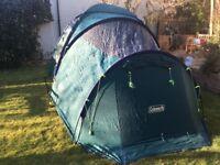 Coleman BI SPACE 500 5-person tent