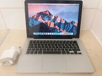 Apple MacBook Pro. A1278, Web-Cam, 13.3 Wide-Screen, Sierra OS X 10.12.4, Office 2016 Pro Plus,