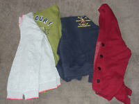 Bag of boys clothes, 8 - 10 years
