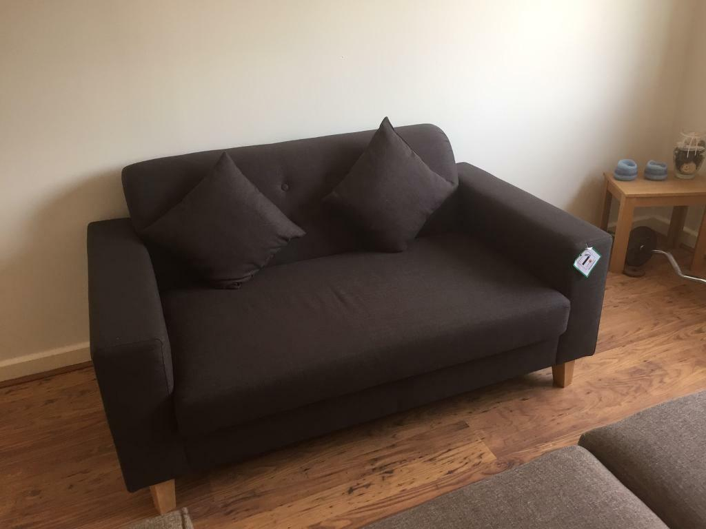BNWT and FREE del within 8 miles 2 seater cuddle sofa