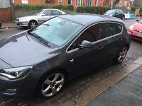 Vauxhall Astra SRI 16v 1.6i
