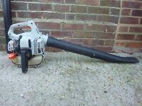 Echo petrol leaf blower/vac japanese quality reliable machine