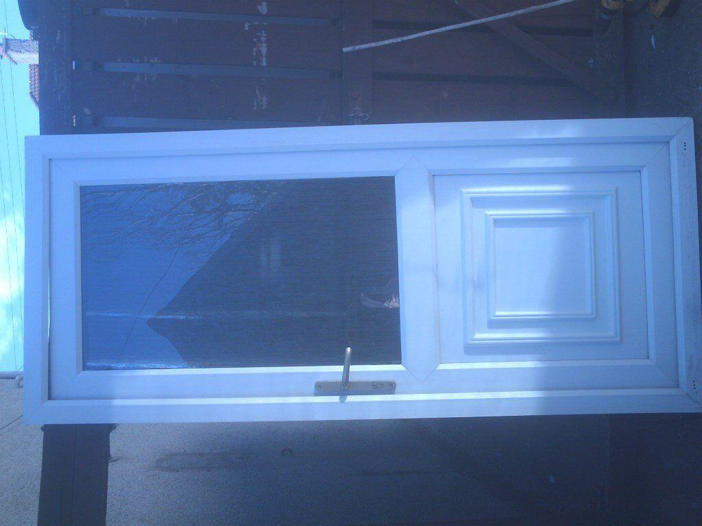 White Upvc External Door Size H 81 In W 35 In In
