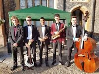 Jazz Quartet/Function Band Available to Hire for Weddings and any Other Functions