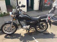 Sinnis SC125 Motorcycle