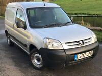 2007 Peugeot partner 1.4 lx