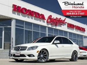 2009 Mercedes-Benz C-Class 2.5L *LONG WEEKEND SALE MAY 19-22*