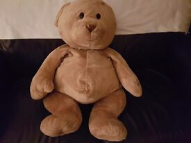 Large brown butlers teddy bear.Really hood condition.