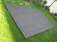 Weed Control Ground Cover Membrane - 10.6 Metres Long by 2 Metres Wide for £5.00
