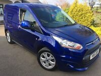 TRANSIT CONNECT 115BHP 6SPEED 3 SEATS LIMITED AS NEW *FINANCE AVAILABLE*