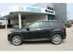 2015 Mazda CX-5 GT Nav Heated Seats Moonroof Rear Cam Leather