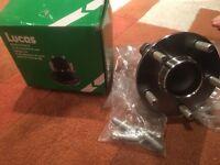 Lucas mk2 wheel bearing kit (rear)
