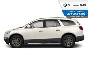 2011 Buick Enclave CXL1 Reverse Camera! Leather Heated Seats!