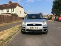 Ford Fusion 1.6 TDCi 2 5dr£1,295 p/x welcome Very Economical 2005 (55 reg), Hatchback 117,000 miles