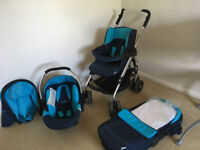 Pushchair Hauck Condor All-in-One Travel System, Please make your honest offer!!