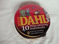 Roald Dahl Audio Collection 29 CD's Audio Books BRAND NEW