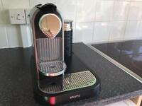 Krups coffe machine