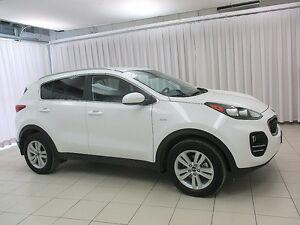 2017 Kia Sportage AWD SUV w/ HEATED SEATS, SAT RADIO READY & ALL