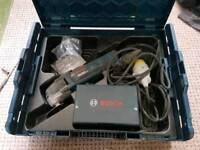Bosch professional multi tool 110v in great working order