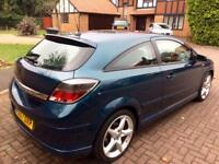2007 VAUXHALL ASTRA 1.6 TURBO SRI WITH X PACK (vxr)