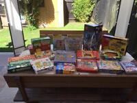 Children's jigsaw puzzles