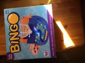 Kids Bingo Game