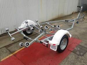 15FT model boat trailer REGISTERED-suits boats in the 4.6m range Mortdale Hurstville Area Preview