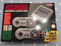 Super Nintendo / Mini SNES!
