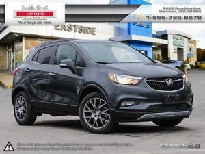 2018 Buick Encore Sport Touring -  Heated Mirrors - $223.67 B/W
