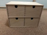Ikea Moppe Mini Drawer Unit