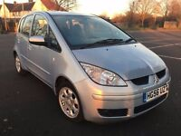 Mitsubishi Colt CZ2 1.5 Diesel Automatic With Extras