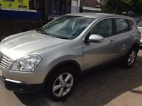 Nissan Qashqai 1.6 Acenta 2WD 5dr Very low mileage YG09 GZC FINANCE AVAILABLE
