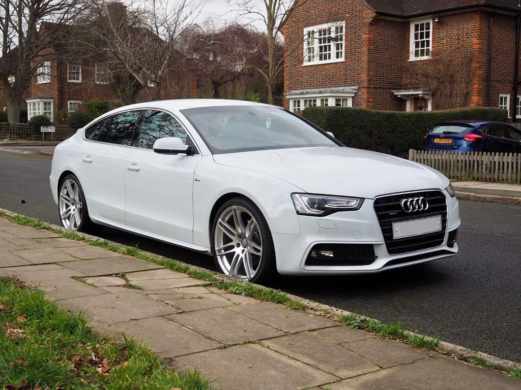 audi a5 sportback 3 0 tdi 245ps quattro in harrow london gumtree. Black Bedroom Furniture Sets. Home Design Ideas