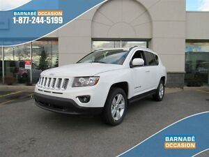 2016 Jeep Compass HIGH ALTITUDE 4X4 TOIT CUIR DEMMAREUR