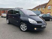 2009 Renault Grand Espace Dynamic, 7 seater, grab a bargain