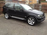 2004 BMW X5 3.0 PETROL LOW MILAGE £4000ono QUICK SALE