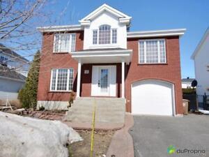 424 000$ - Maison 2 étages à vendre à Varennes