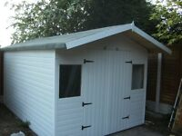 Plastic shed for sale 10ft by 12ft