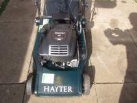Hayter Harrier 48 Auto Drive Electric Start
