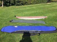 "Roger Cooper Mini Mal Surfboard 8'00"" x 22"" for sale"