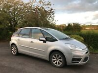 Citreon C4 Picasso Automatic petrol reliable low miles