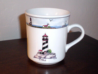 """Lighthouse"" Nautical Ceramic Mug ""Totally Today"" Product"