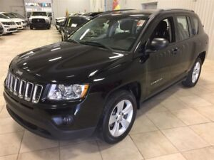 2013 Jeep Compass SPORT 4X4+MAGS 17 POUCES